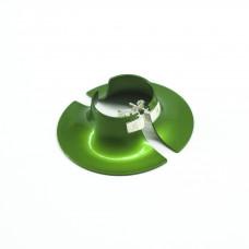 Galactic fülbevaló kicsi zöld